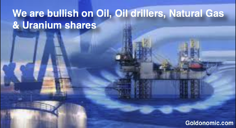 oil shares